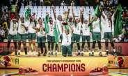 Nigeria Women's Basketball Team Qualifies to 2020 Olympics