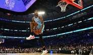 Derrick Jones Jr Beats Aaron Gordon To Win Controversial NBA Slam Dunk Contest [VIDEO]