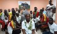 Black Bombers Receive Royal Blessings From Ga Mantse