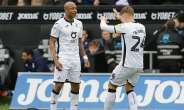 Andre Ayew Scores Swansea City Home Victory Against Huddersfield Town