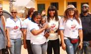 Vivian Lam Foundation Visits The Internally Displaced Persons In IDPCamp In Abuja