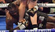 Battered Wilder Rushed To Hospital After Brutal Loss To Fury