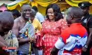 Bogoso Chief Endorses Barbara Oteng-Gyasi's Second Term Parliamentary Bid
