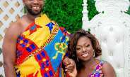 Henry Adofo Marries Long-Time Girlfriend In A Secret Ceremony