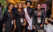 Miss Commonwealth Ghana Joins Akufo-Addo, Others At Ghana Investment Summit In UK