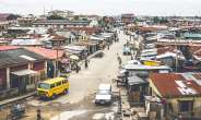 Lagos has several slum settlements. - Source: Getty Images