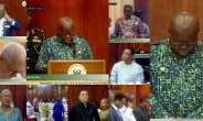 Akufo-Addo's Coronavirus Prayer Meeting