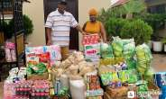 COVID-19: Korankye Ankrah And Team Lends Support To The Needy