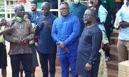 Brong Ahafo Regional Hospital Receives PPEs From John Mahama