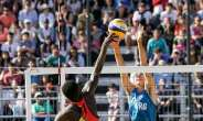 Ghana Beach Volleyball Stars Disappointed As Their Hopes Are Dashed