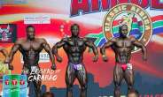 Carabao Energy Drink Supports The Ghanaian Body Building Team For The Arnold Classics 2017.