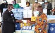 ADRA Support Hospitals Combating COVID-19 Pandemic