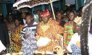 Stay Out Of Politics; Asantehene