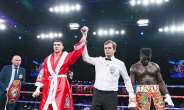 Ghana's Tabul Abraham Loses But Satisfied