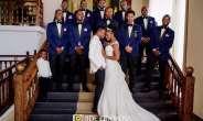 Super Eagles Player Ogenyi Onazi, Celebrates wedding Anniversary, Donates Food to Community