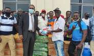 United Boxing Coaches Thank GBA For Covid-19 Relief Items