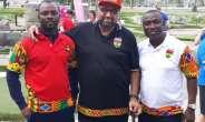 Kelvin Boateng, Talal Fattal & Solomon Addai Competing At Minigolf World Cup In Sweden
