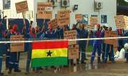Suspended Schlumberger Workers Demand Severance Package