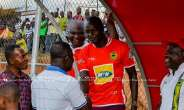 Asante Kotoko New Signing George Abege Arrives At Training Grounds [PHOTOS]