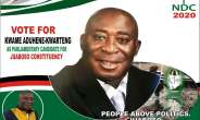 NDC Parliamentary Primaries: Washington Man Joins Race