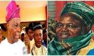 Sir Ahmadu Bello & Chief Olu Falae