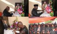 Speaker Leads Top Delegation To One-week Celebration Of J.H Mensah