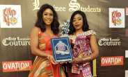 Celebrity Fashion Designer ANJY LUMINEE Celebrates her Graduating Students (photos)