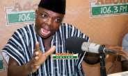 Kwame Baffoe, also known as 'Abronye DC'