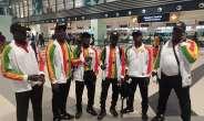 Ghana Judo Team Arrive In Morocco For 2019 Al African Games