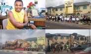 Gov. Ajimobi Show's off Political Power, Demolishes Singer, Ayefele's N800m Music House