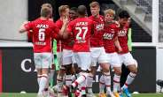 Myron Boadu Impress In AZ Alkmaar's UCL Playoffs Triumph Against Viktoria Plzen