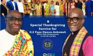 COVID-19 Scare: Thanksgiving Service For Papa Owusu Ankomah And Prayer Festival