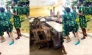 2020 WASSCE: Tweneboah Koduah Students Protest Against Headmaster's Strict Invigilation