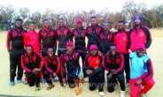 Ghana's 2023 Cricket World Cup ambition continues on Sunday