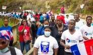 NPP Loyal Ladies, Alpha Patriots Walk For Votes