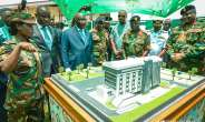 Bawumia Cuts Sod For New Army Headquarters