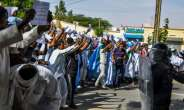 A November 2017 decision by a Mauritanian appeals court to lessen Mkheitir's sentence to a two-year jail term sparked protests in the conservative nation.  By STR (AFP)