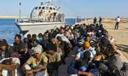 Conflict-ridden Libya is a major transit route for migrants, especially from sub-Saharan Africa.  By Mahmud TURKIA (AFP)