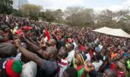 Demonstrations have been held since the May vote in  Malawi returned President Peter Mutharika to power.  By AMOS GUMULIRA (AFP/File)