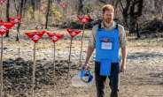 Prince Harry followed in his mother Diana's footsteps when he visited Angola to highlight their landmine-clearance programme.  By - (The HALO Trust/AFP)