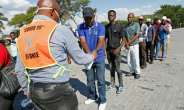 South Africa's economy was already in bad shape before the coronavirus hit.  By Phill Magakoe (AFP)