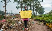 Taking her cue from Swedish climate campaigner Greta Thunberg, Leah Namugerwa is leading green activism in Uganda, with her efforts already earning her a human rights award from Amnesty International.  By SUMY SADURNI (AFP/File)
