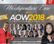 TWC Media Set For Atmosphere Of Worship 2018