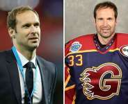 Petr Cech: Ex-Chelsea And Arsenal Goalkeeper Joins Ice Hockey Team Guildford Phoenix