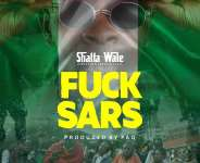 VIDEO: Shatta Wale Join Nigerians In Their Fight With 'fvck SARS' Diss Song
