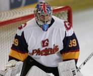 Cech Named Man Of The Match On Ice Hockey Debut