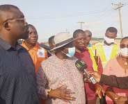 Bagre Dam Caused Floods In Accra—NADMO Boss