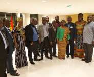 Ghanaians In France Support Ghana For UNESCO Executive Council