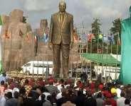 President Zuma Has A Crush In Nigeria, And It Isn't Female!