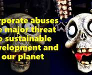Corporate abuses are major threat to sustainable development